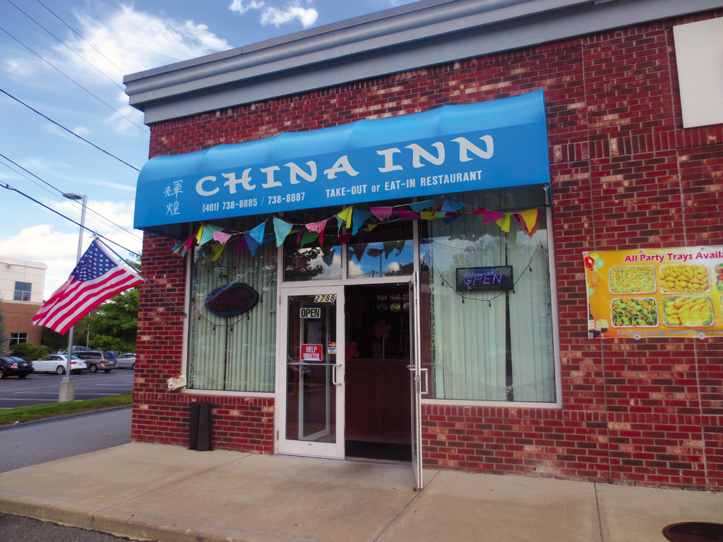 Let China Inn cater your next function with a party platter of delicious and flavor-packed Chinese food.