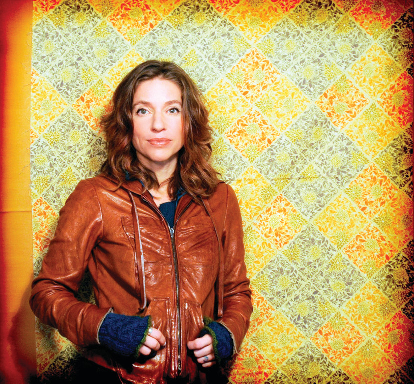 RIGHTEOUS BABE: Singer-songwriter Ani DiFranco is set to perform at the Park Theatre in Cranston Thursday, Nov. 7.