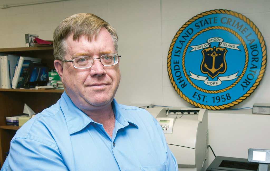 DENNIS HILLIARD has been renewed for five more years as Director of the Rhode Island Crime Laboratory at URI. As Director of the lab and a Professor of Pharmacology since the 1990s, he has been helping train crime scene technicians for just about every police department in Rhode Island, including Rhode Island State Troopers.