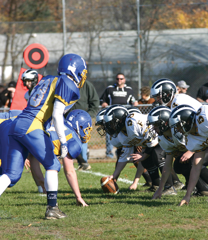 ONE MORE TIME: If school closure plans proceed, this year's Thanksgiving games will be the last of their kind. This year's Pilgrim-Vets game will be the 51st meeting.