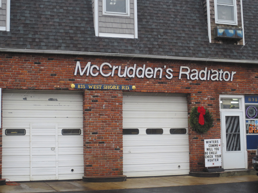 Come to McCrudden's Radiator Repair shop on West Shore Road to prepare your vehicle for all the stresses of cold weather driving