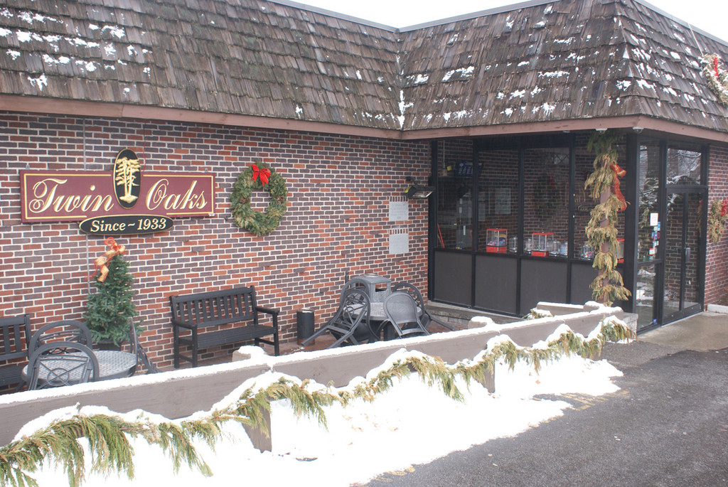 NOW: On Jan. 21, Twin Oaks, the popular restaurant in Cranston, will celebrate 80 years in business, and the public is invited.