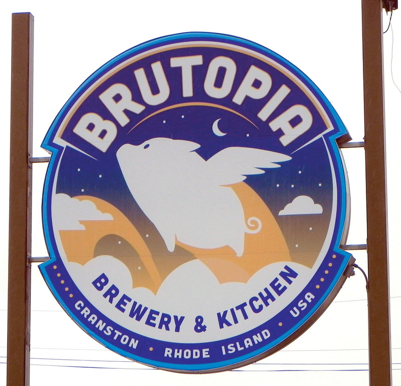 GREAT PAIRING: Brutopia will offer homemade brews by Sean Larkin and Southern-style barbecue by Wayne Gibson.