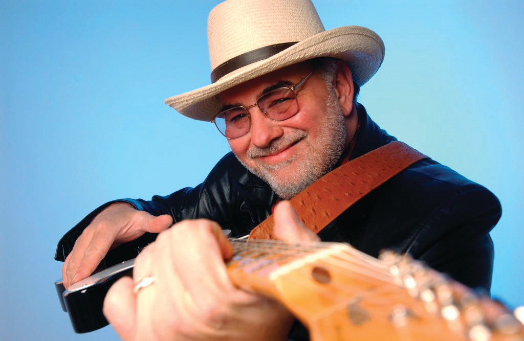 LOCAL LEGEND: The Rhode Island Music Hall of Fame will honor nine inductees at its 2014 induction ceremony, including Pawtucket resident and blues/jazz guitar legend Duke Robillard.