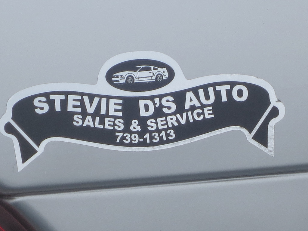 Watch for this familiar logo on one of Stevie D's vehicles; you will know it was purchased at a reputable, long-standing dealership - now at two locations in Warwick.