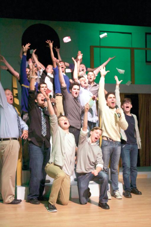 Cabaret Celebrates 15 Years Of Summer Theater Warwick Beacon