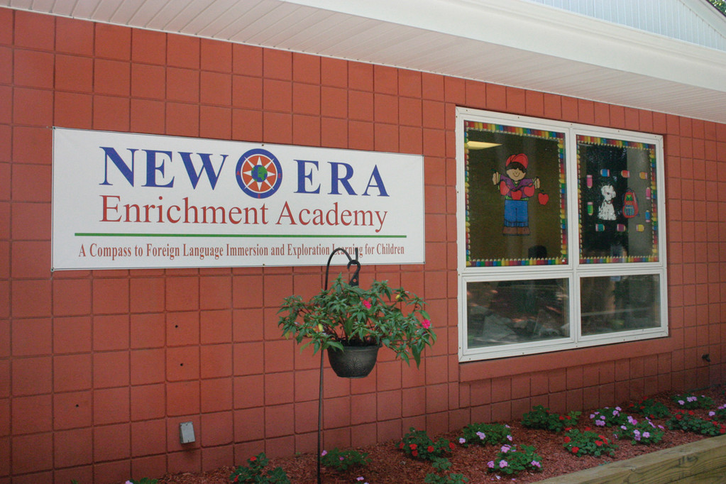 A PLACE TO GROW: New Era is designed as a safe, nurturing environment for students as young as 6 weeks old.