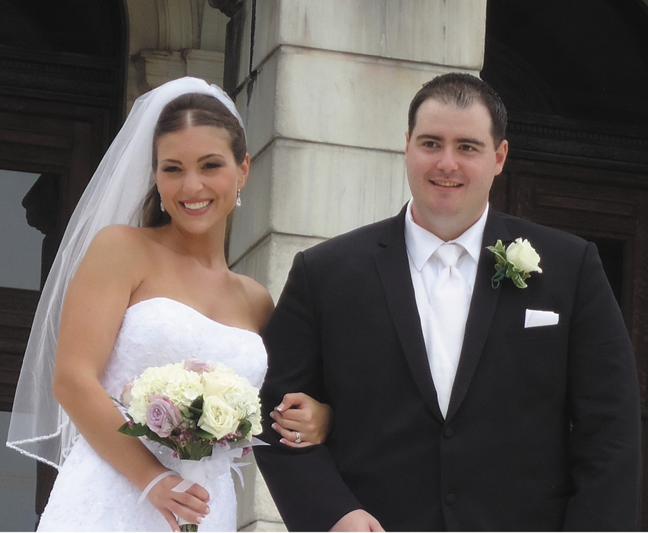 MR. & MRS. JOSEPH McAULEY