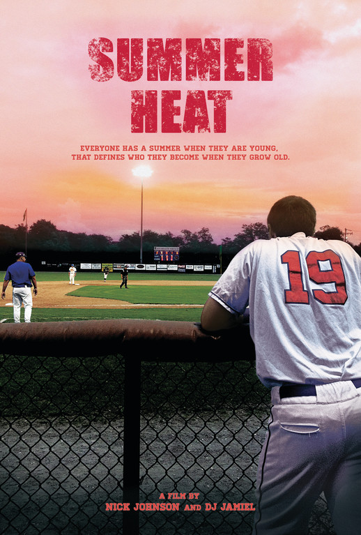 "SUMMER BALL: Warwick native D.J. Jamiel is a co-creator of ""Summer Heat,"" a Cape Cod Baseball League documentary. Filming took place this summer."