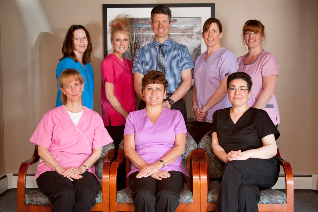 Meet Dr. John Paquette and his close-knit team of professionals at Warwick Family Dental Group on Greenwich Avenue.