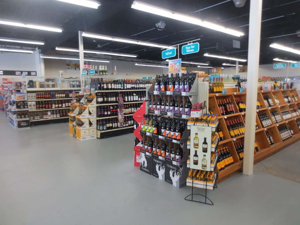 Come explore the well-stocked shelves of Atwood Wine & Spirits in Cranston, now under new management.