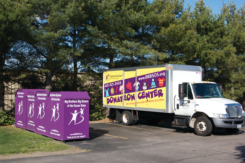 Big Brothers Big Sisters sees results from donation pick-up