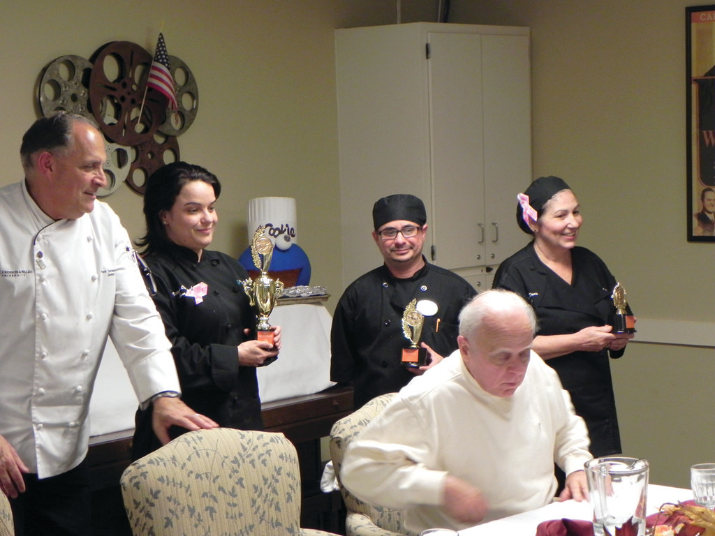 Cook-off a tasty treat for West Bay Manor residents ...
