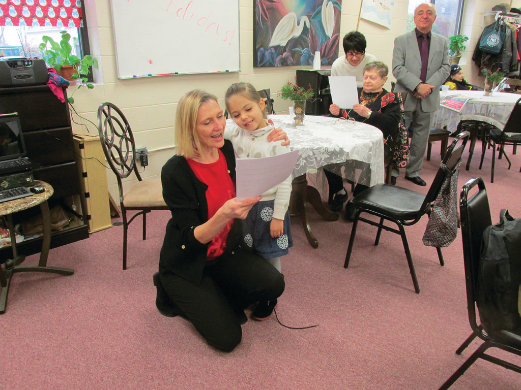 Svetlo Adult Day Care helps provide gifts for local children | Johnston Sun  Rise