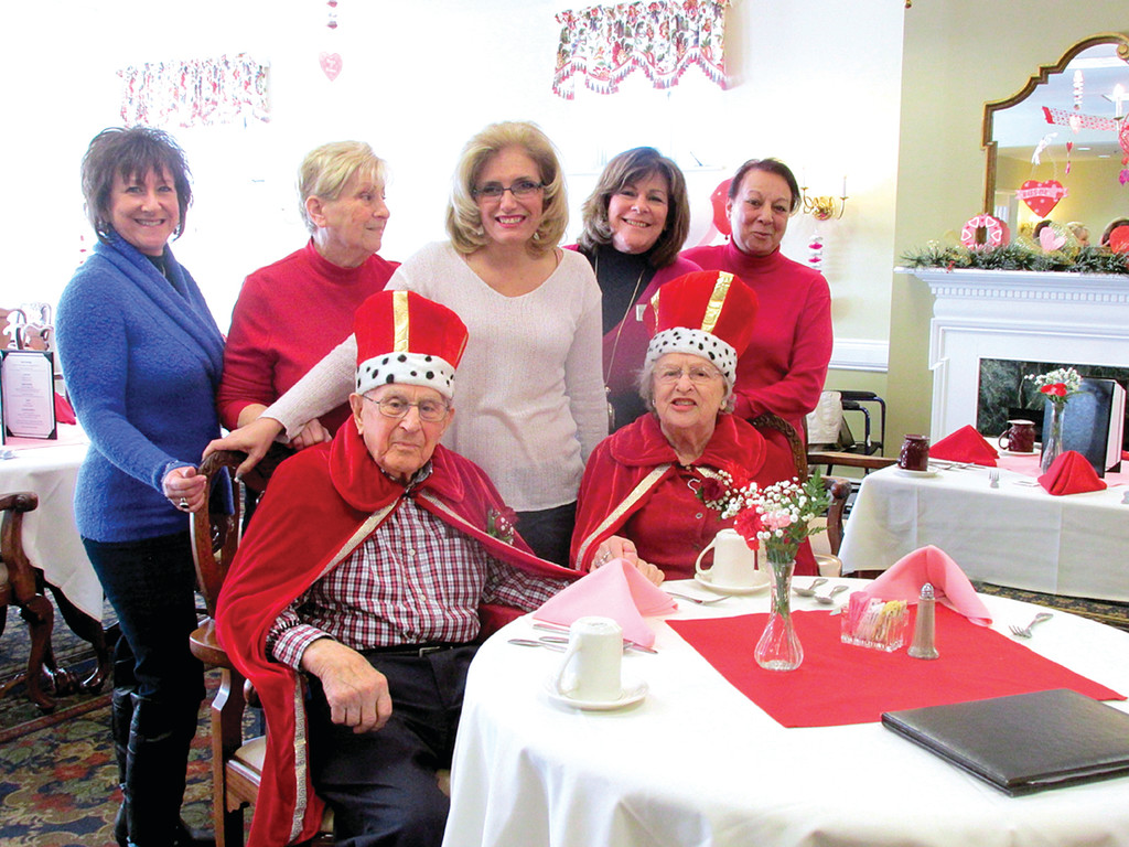 Valentine\'s royalty: Marreses honored at The Bridge at Cherry Hill ...