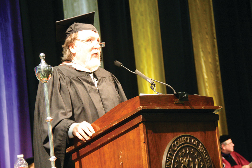 Ccri Grads Told To Follow Passions Build For Tomorrow