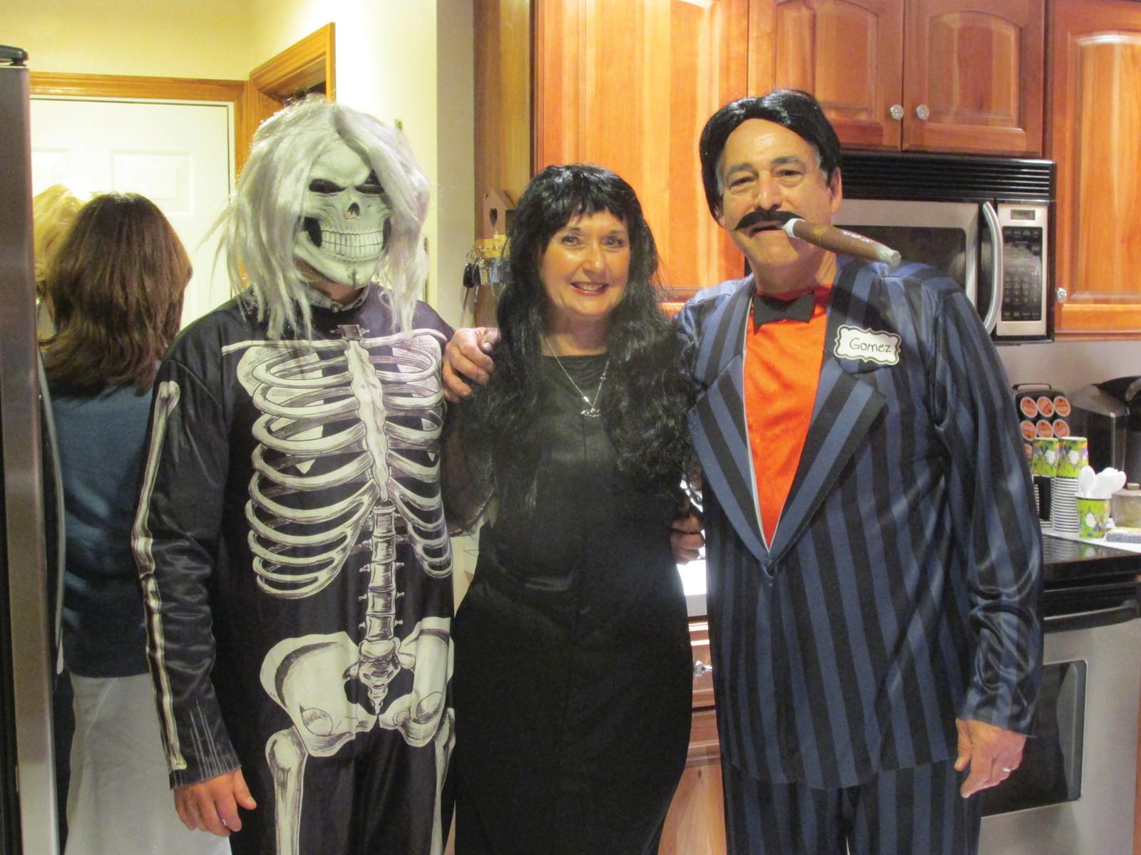Addams Family Anthony Ursillo Joins Mathew Quirk Marissa Mahoney Carol Iovino And Mike