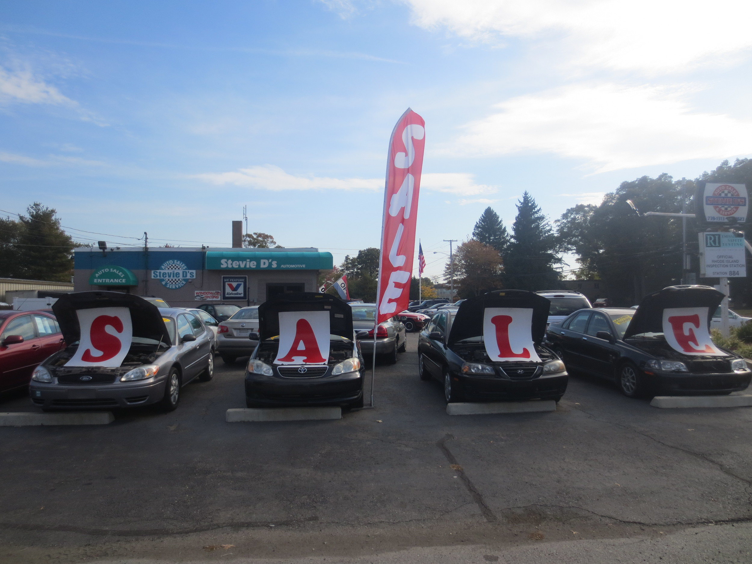 Public Auto Sales >> Stevie D S Auto Sales Service Cranston Herald