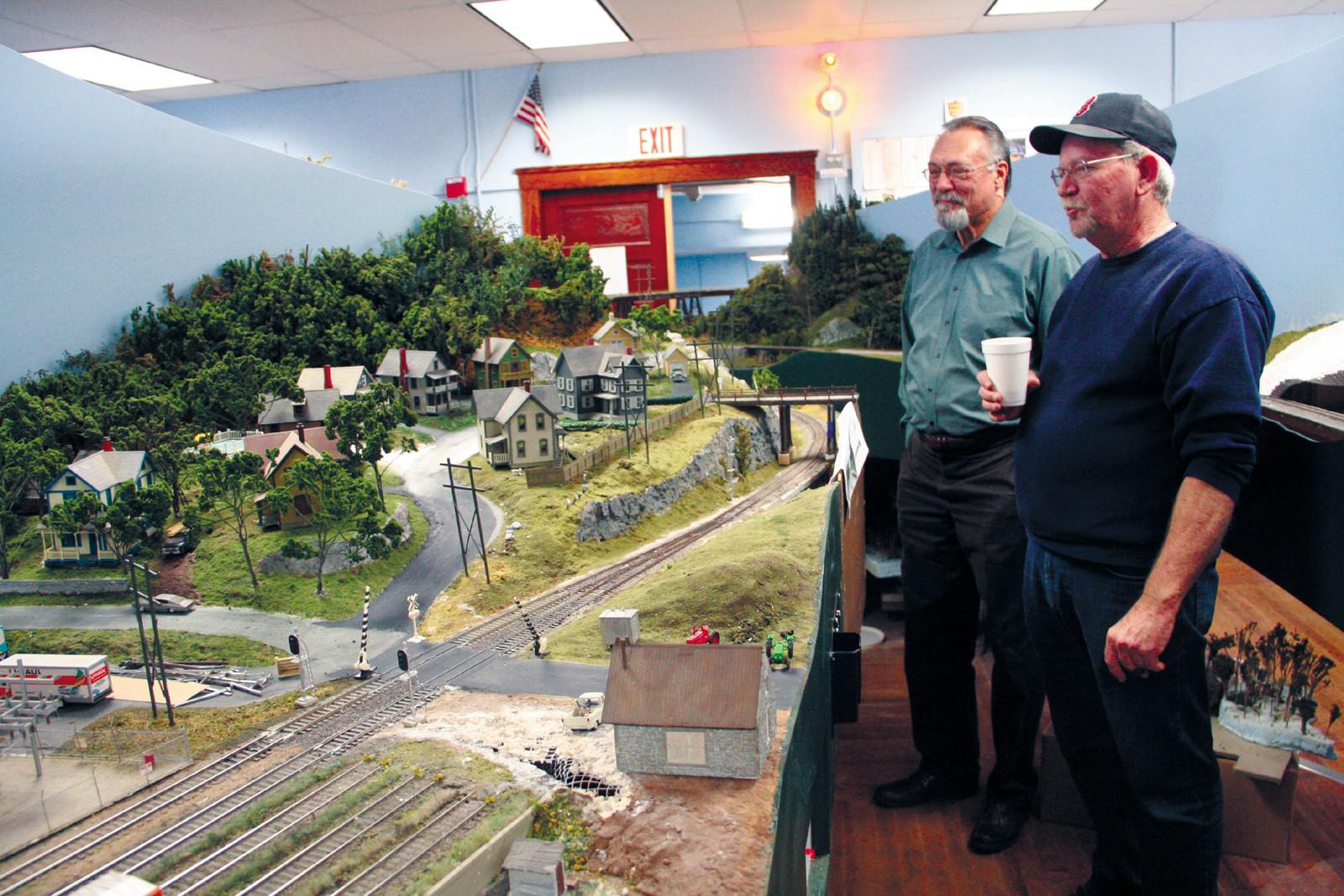 Rhode Island Model Railroad Club