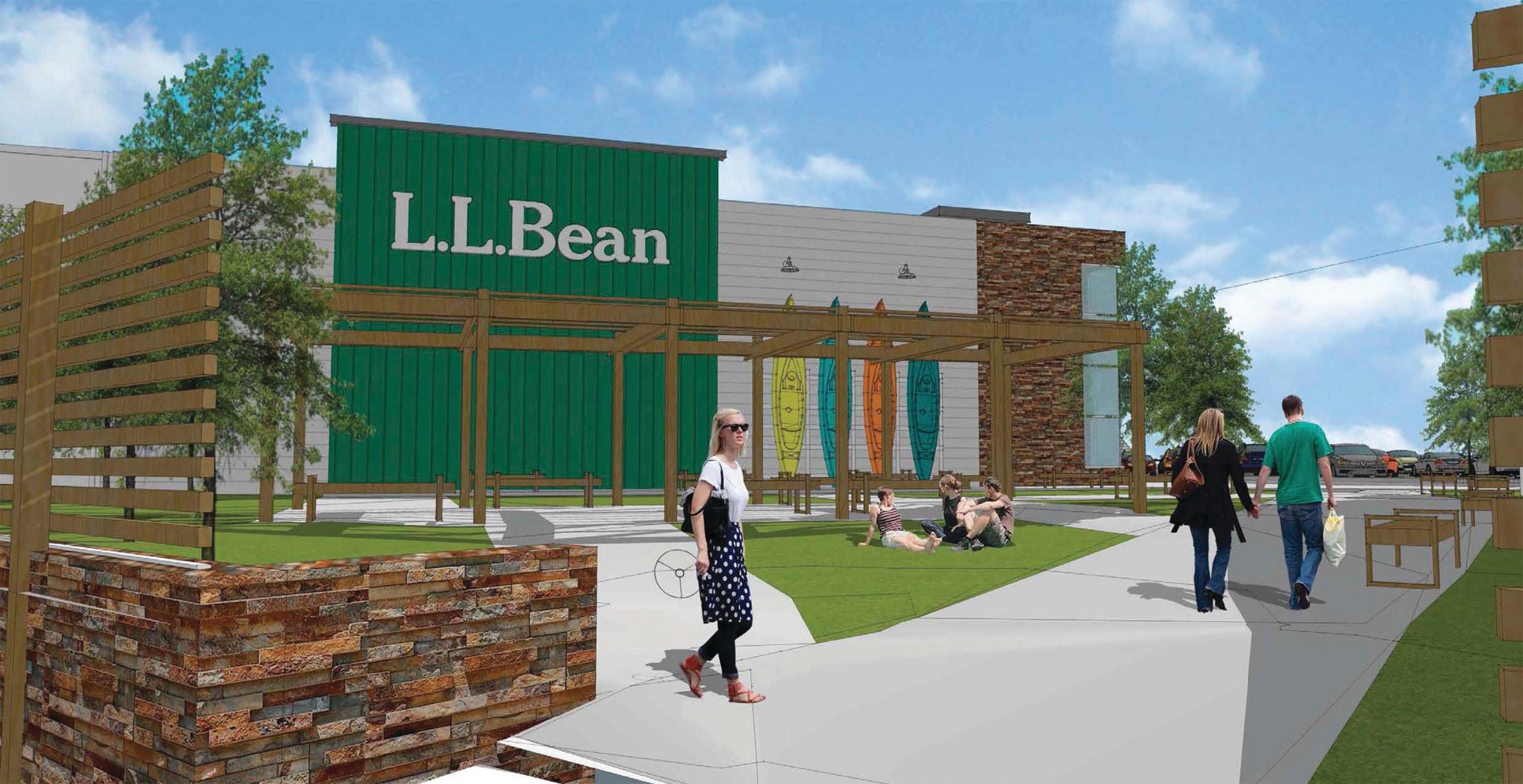 L L Bean Plans Store In Garden City Center Warwick Beacon