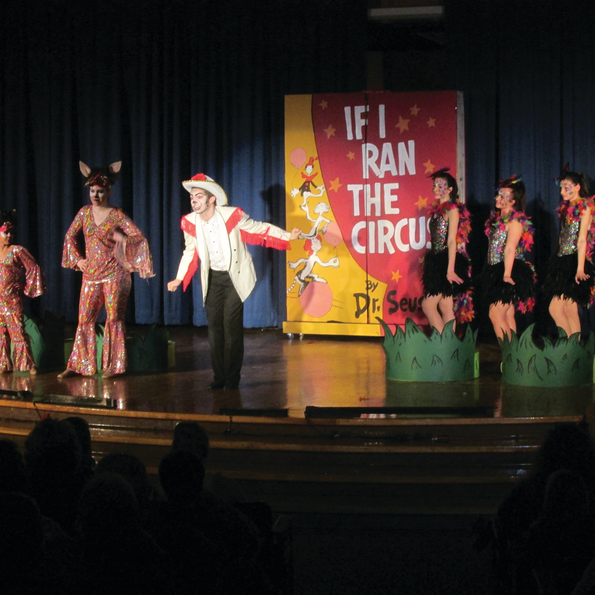 Cast Of The Cat In The Hat: 'Seussical The Musical' A Success For J-DAPA