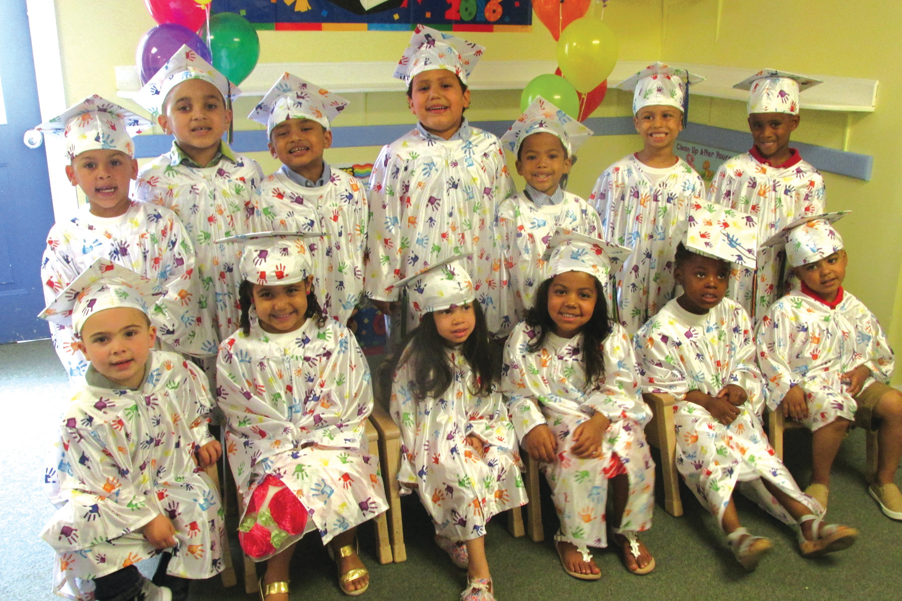 Over the Rainbow Learning Center celebrates class of 2016   Cranston ...