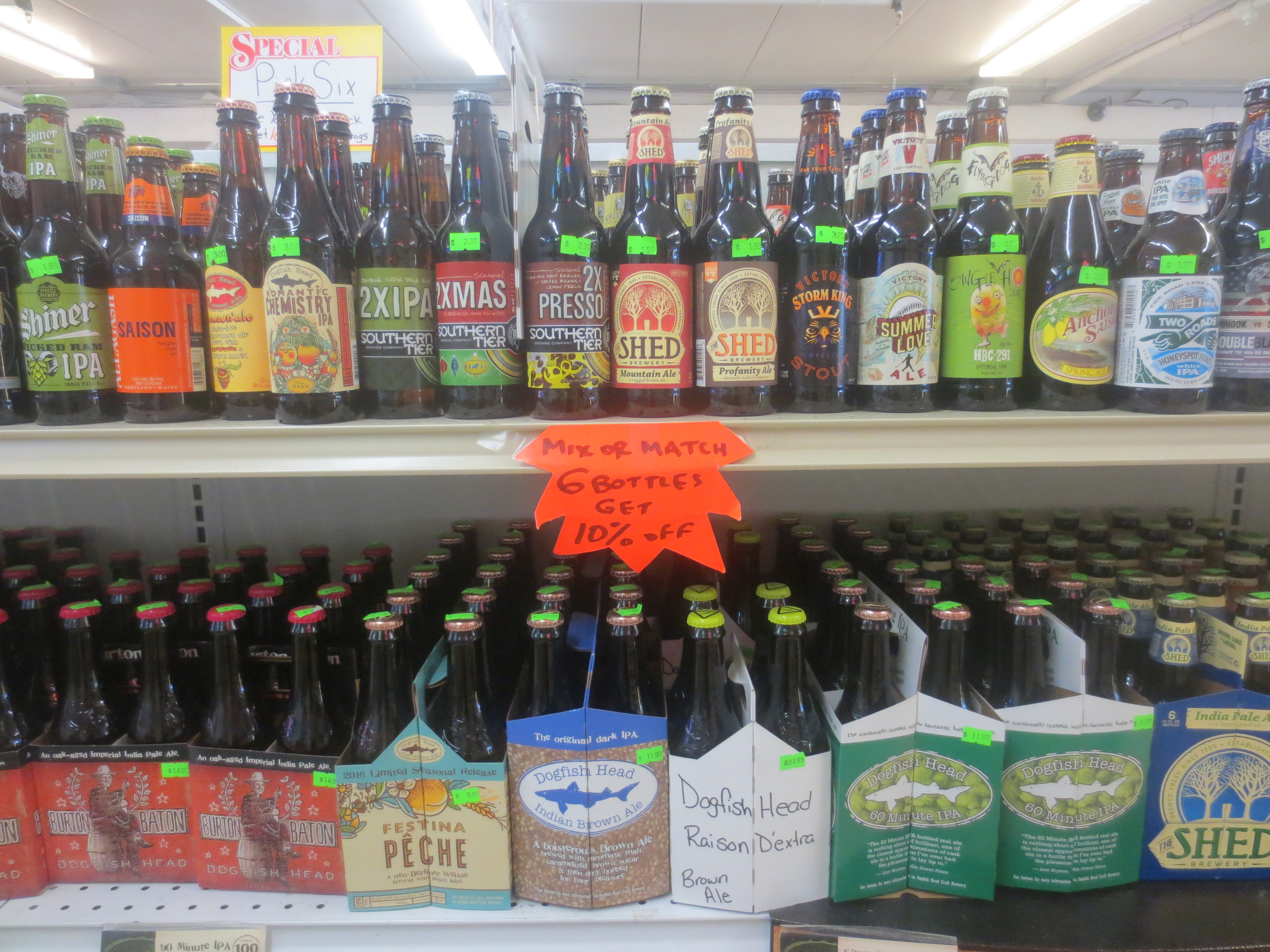 Come to Airport Liquors on Airport Road for the best selection of beer, wine and spirits at the lowest prices ~ for your summer celebrations, and always.