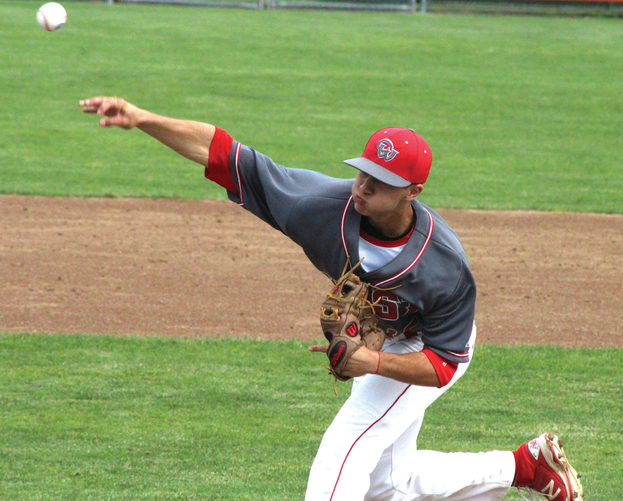 IN COMMAND: Steve Rocchio earned the Cy Young award for Division I-A last season after posting an ERA of 1.50.