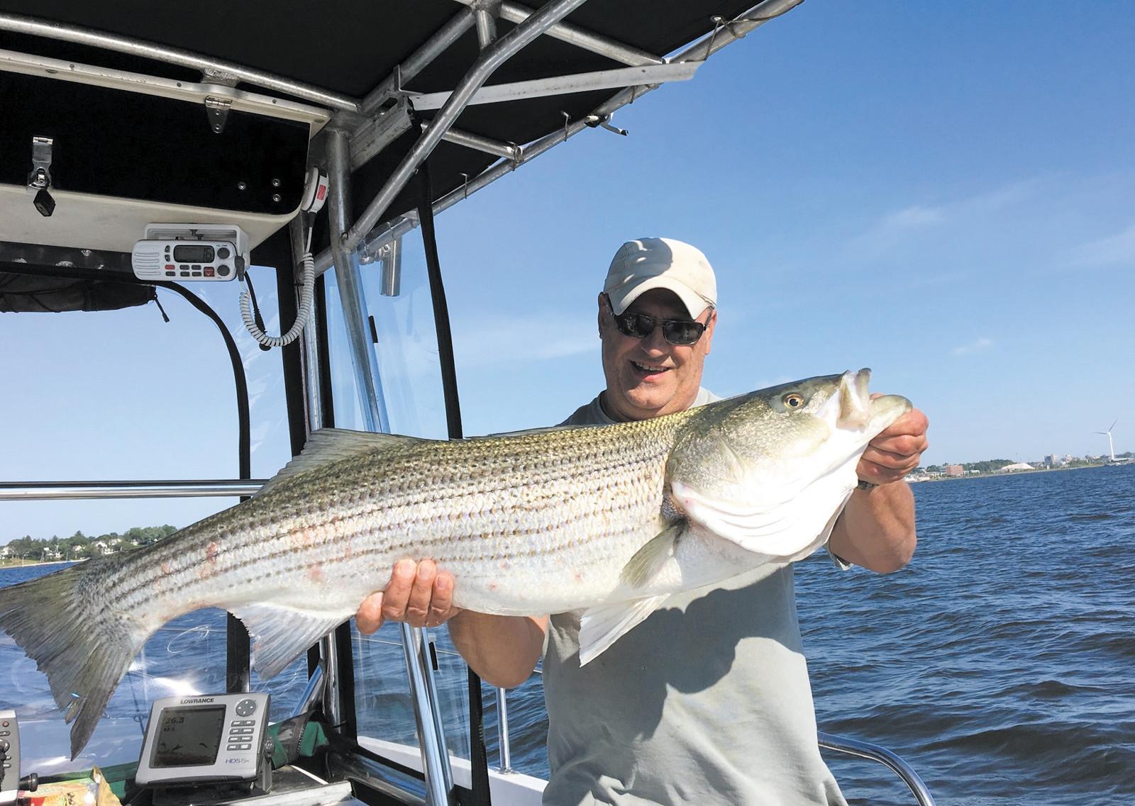 Take a kid fishing this weekend cranston herald for Take a kid fishing