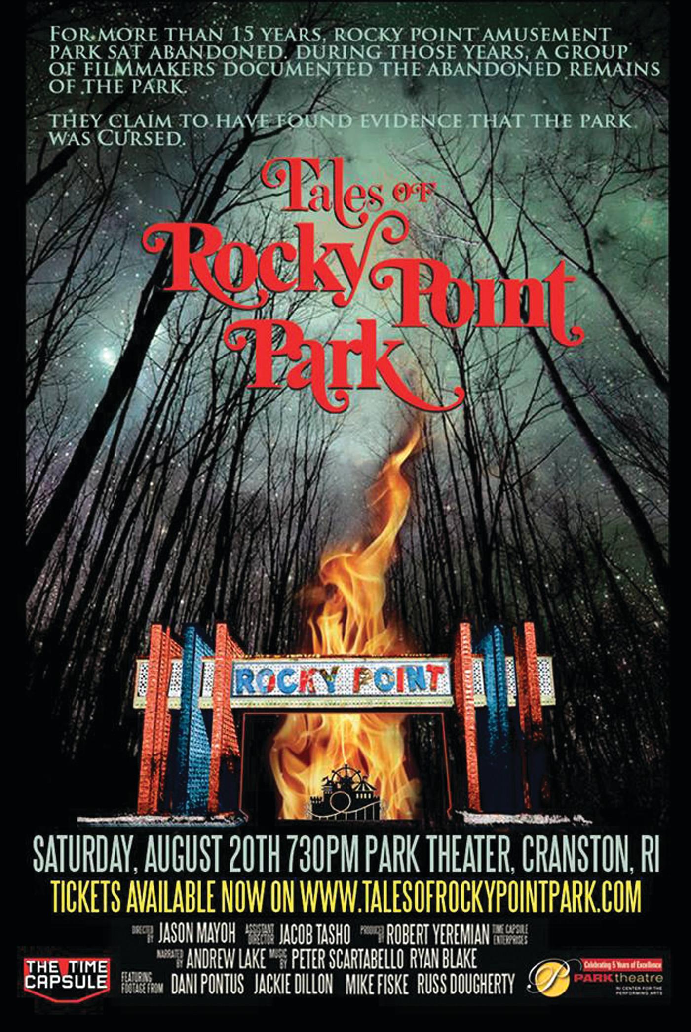 Rocky Point Rhode Island Movie