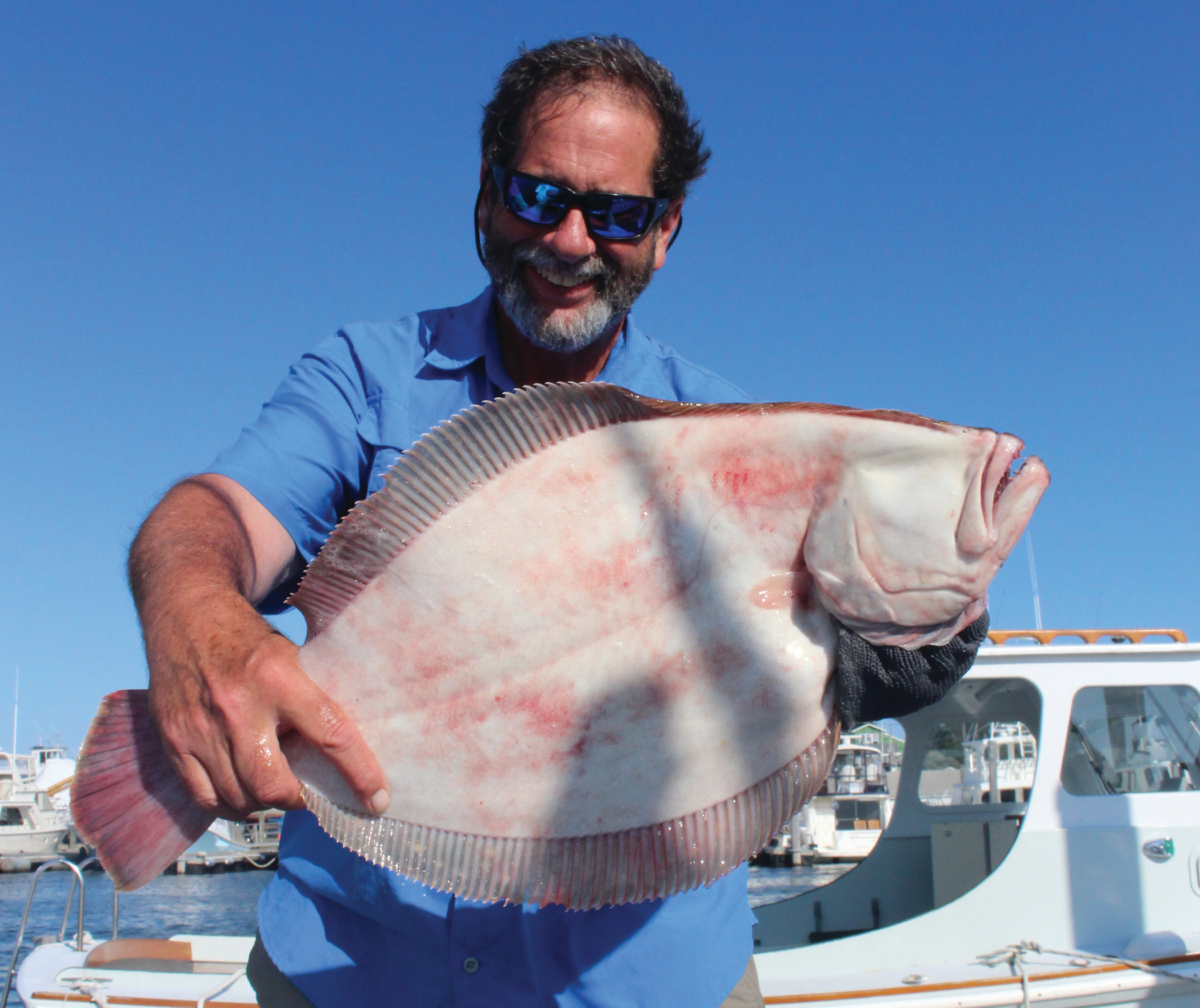 Summer flounder spawning stock down cranston herald for Captain dave s fishing