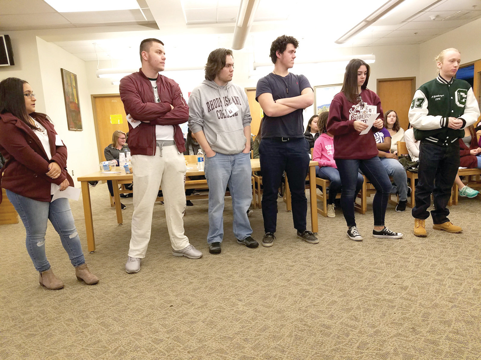 life after east cranston herald grads share experience seniors