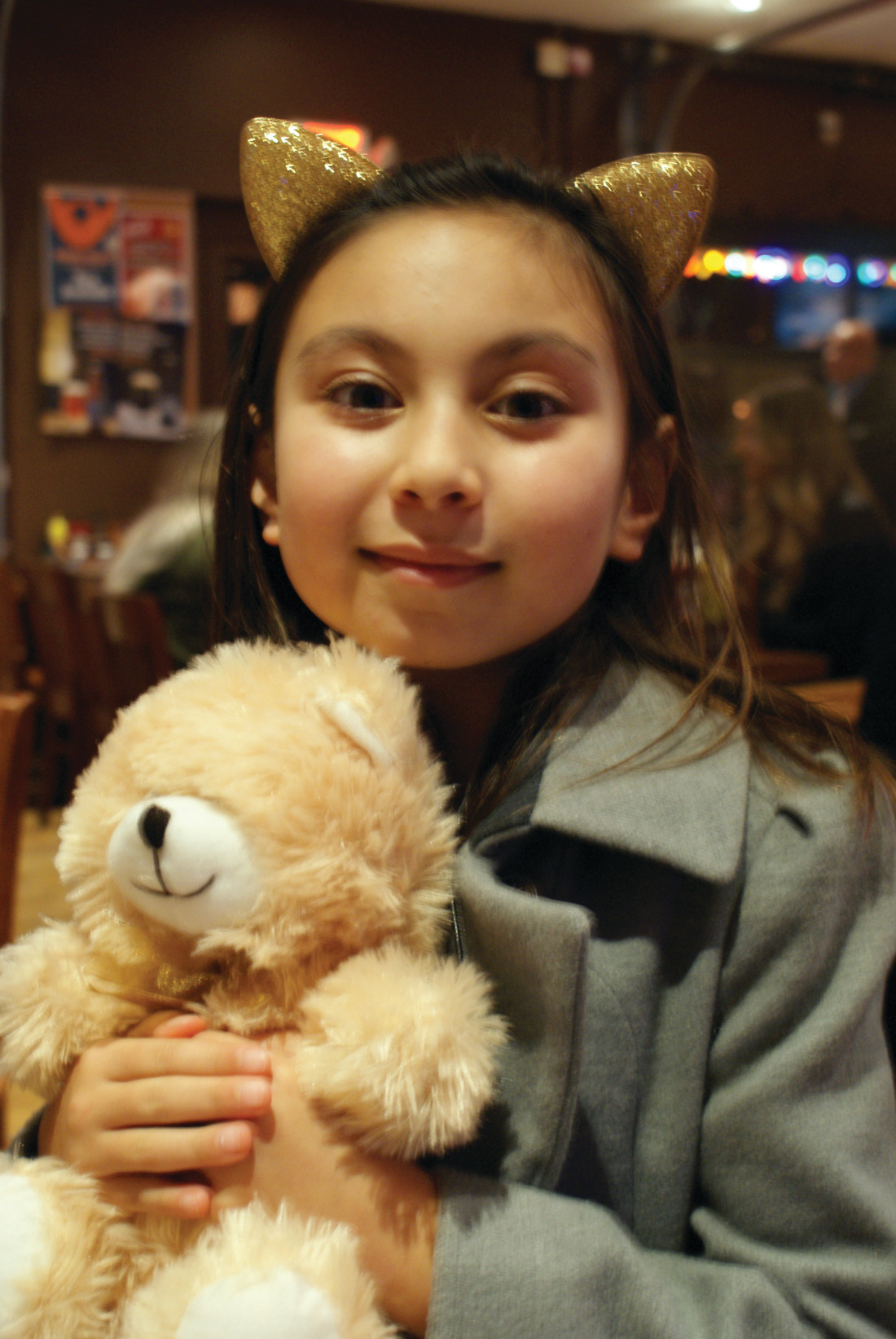 Toys For Tots Marine Bear : Thirsty beaver local companies support toys for tots