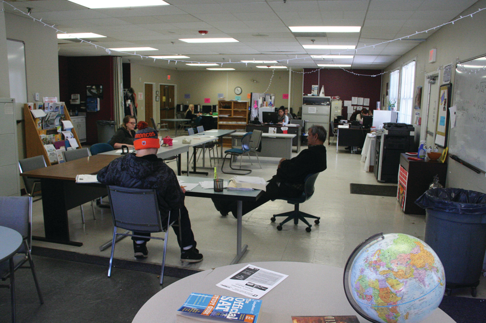 YOUTH PROGRAMS: The Comprehensive Community Action Program operates a variety of youth education and job training programs from the Buttonwoods Center that would need to be relocated.