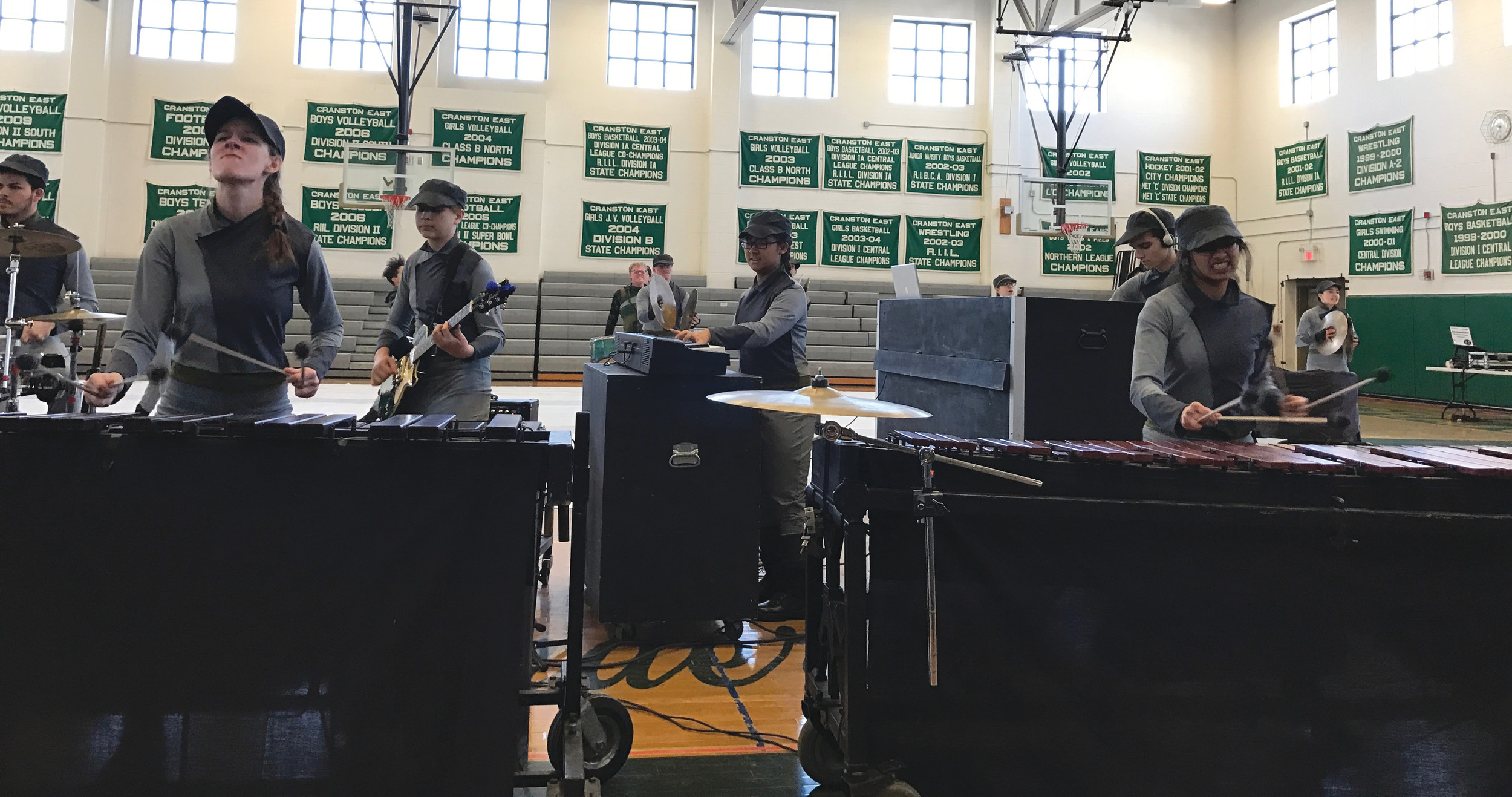 RHYTHM NATION: The Uprising is going full force with these Cranston East musicians.