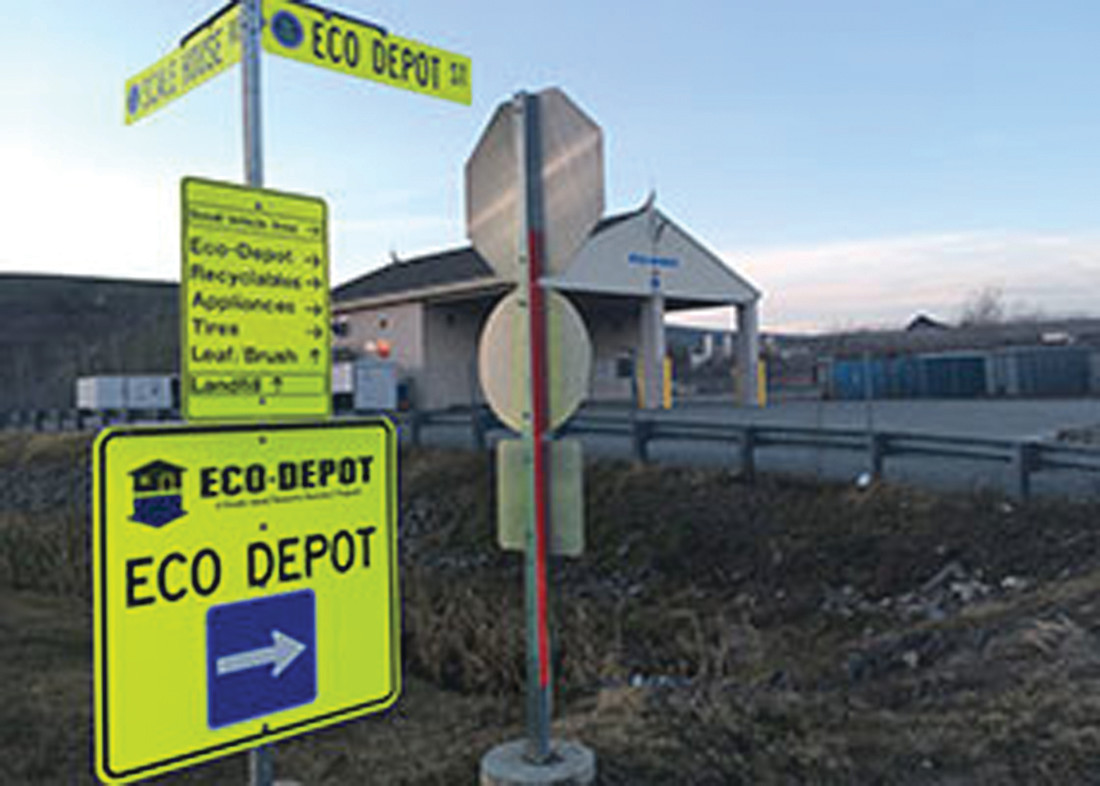 Rhode Island Resource Recovery Corporation Eco Depot