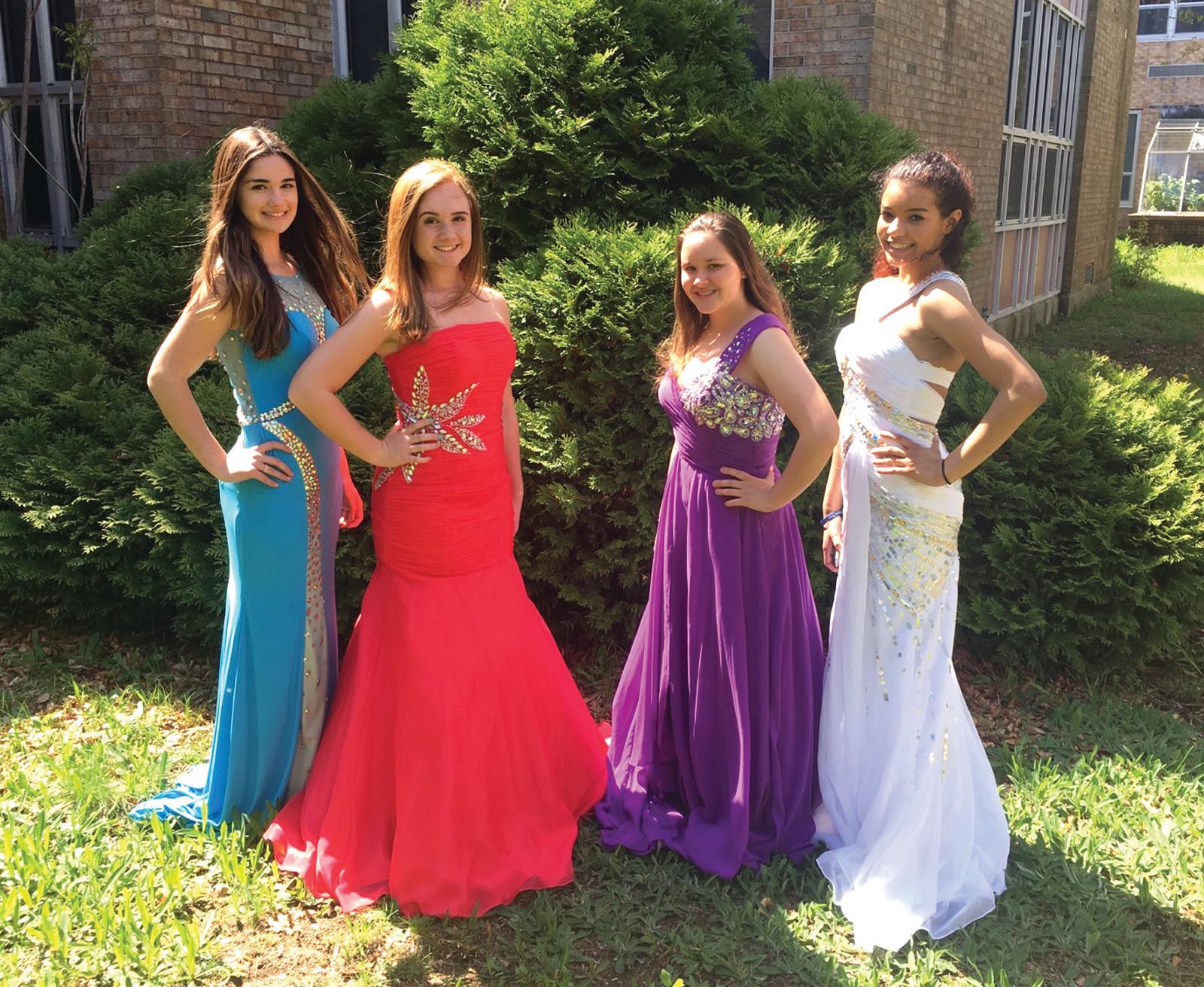 Dress exchange offers girls a Cinderella story | Johnston Sun Rise