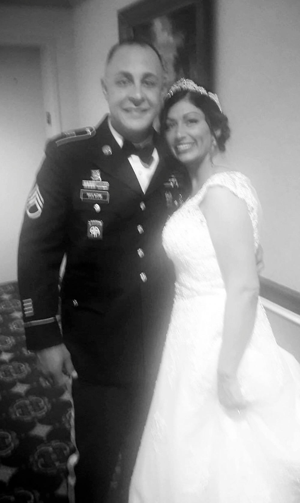 MR. & MRS. PAUL HULKOW JR.