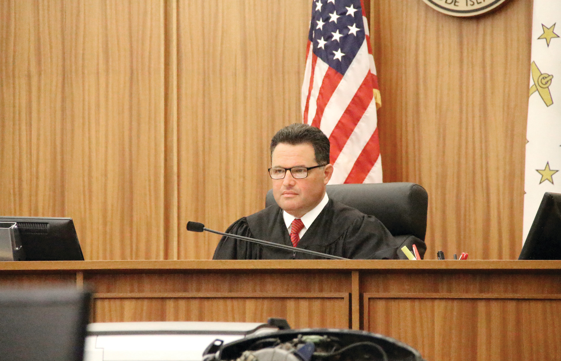 FINAL JUDGMENT: Superior Court Justice, Brian P. Stern, presided over the three-week trial.