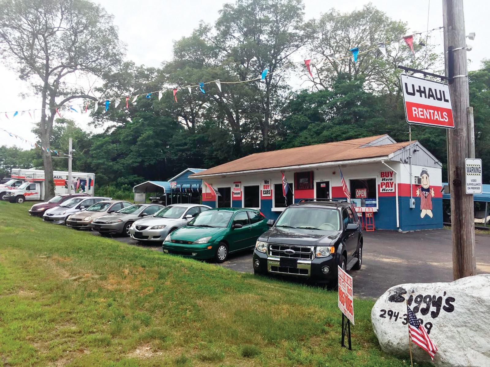B B Auto Sales