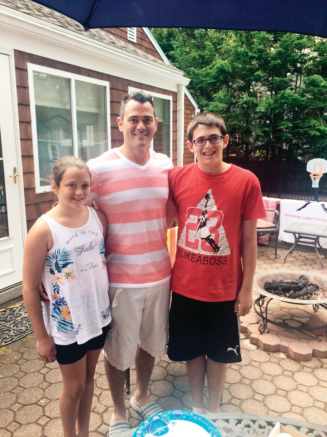 Mark Capuano, seen here with this daughter Kylie and son Jaden, is the owner of Capuano Reverse Mortgage, Inc.  As an experienced  lender, he is committed to assisting seniors secure a reverse mortgage so they can remain in their well-loved homes.