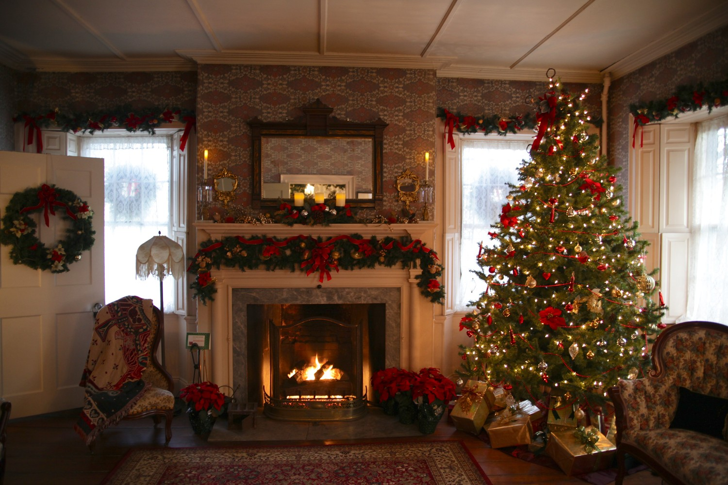 Old-Fashioned Christmas at Hearthside House | Warwick Beacon