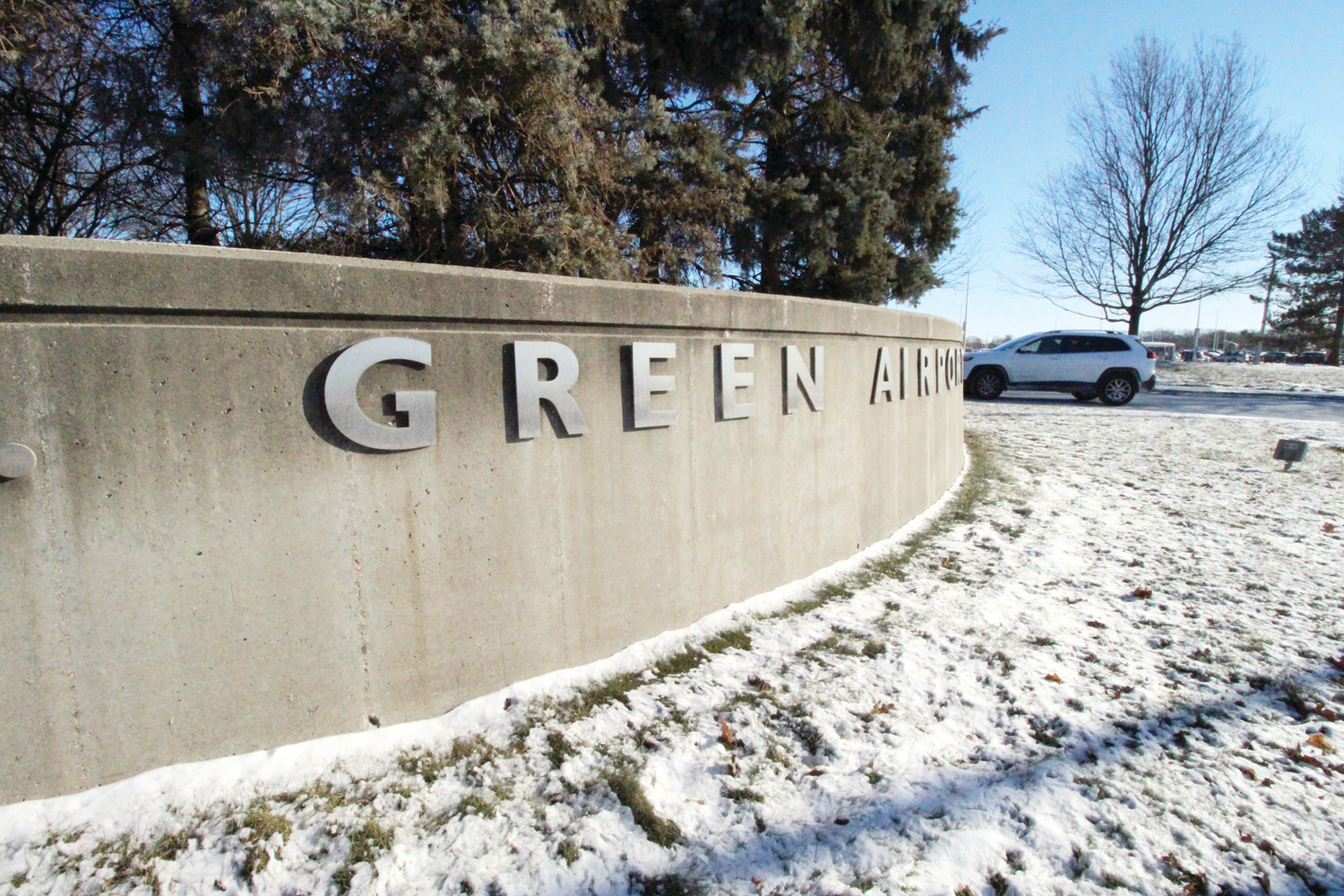 Could T.F. Green have a new name soon?