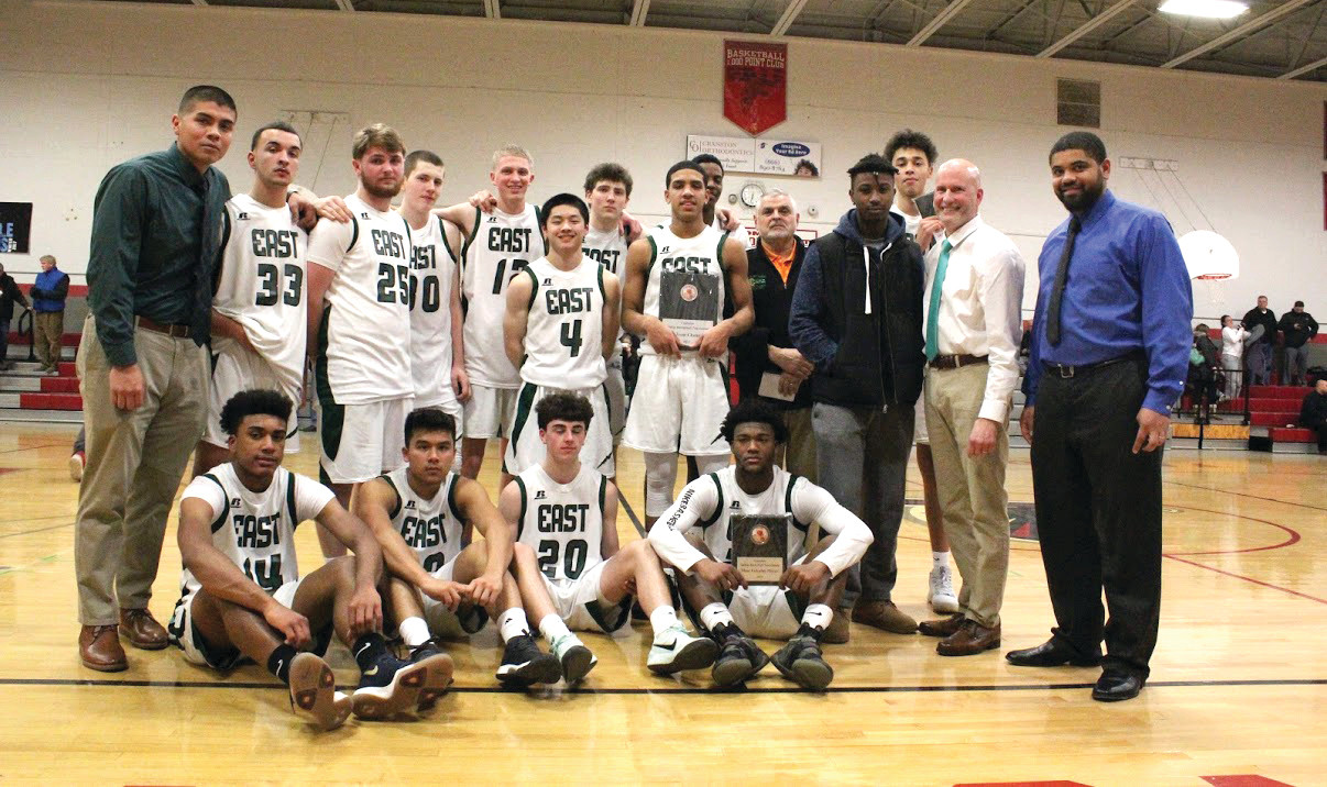East held off Wheeler to capture the Hank Orabone Holiday Tournament title.