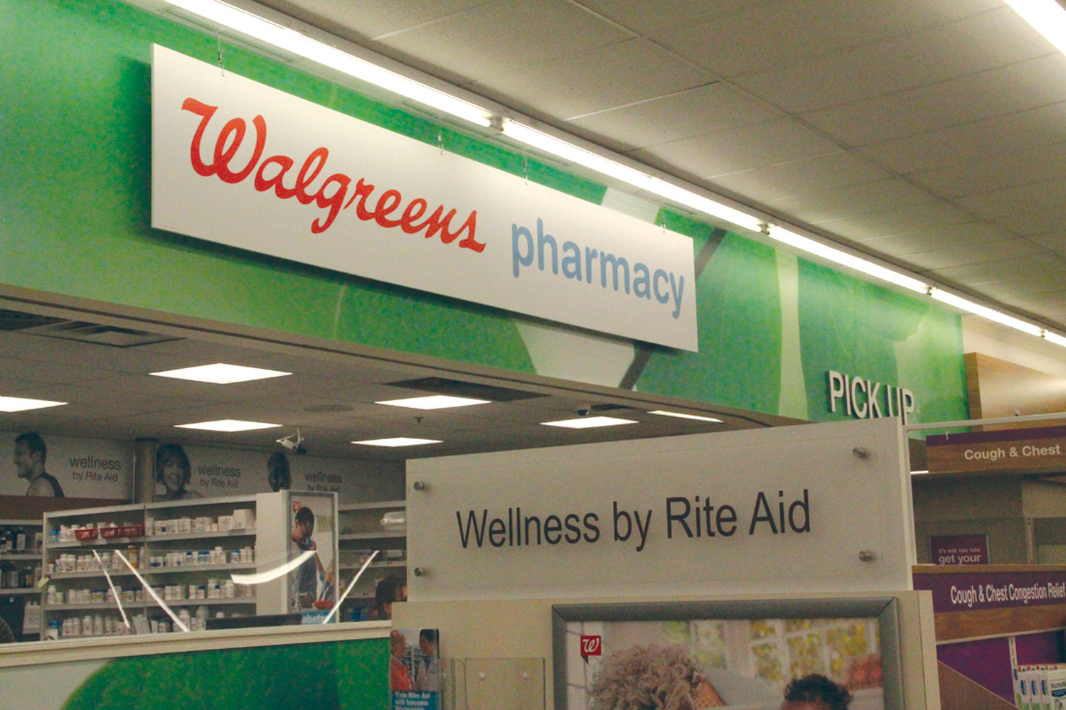 walgreens acquires all 43 rhode island rite aid locations cranston herald - Walgreens Christmas Commercial