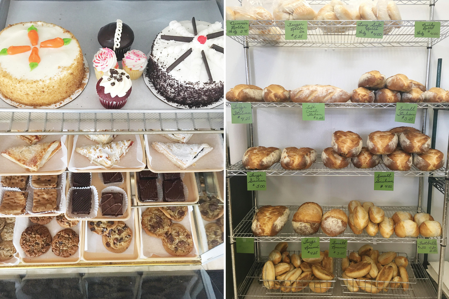 Juliana S Italian Bakery Home Baked Confections And Breads