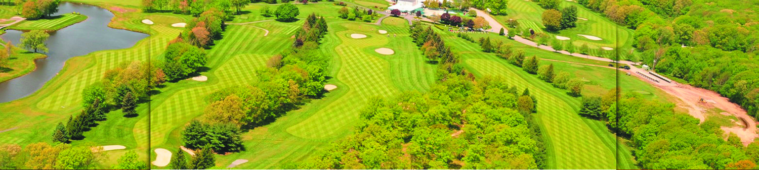 SPRAWLING: Alpine Country Club sits on 210 acres of land in Western Cranston, with the club's main building located on Pippin Orchard Rd.