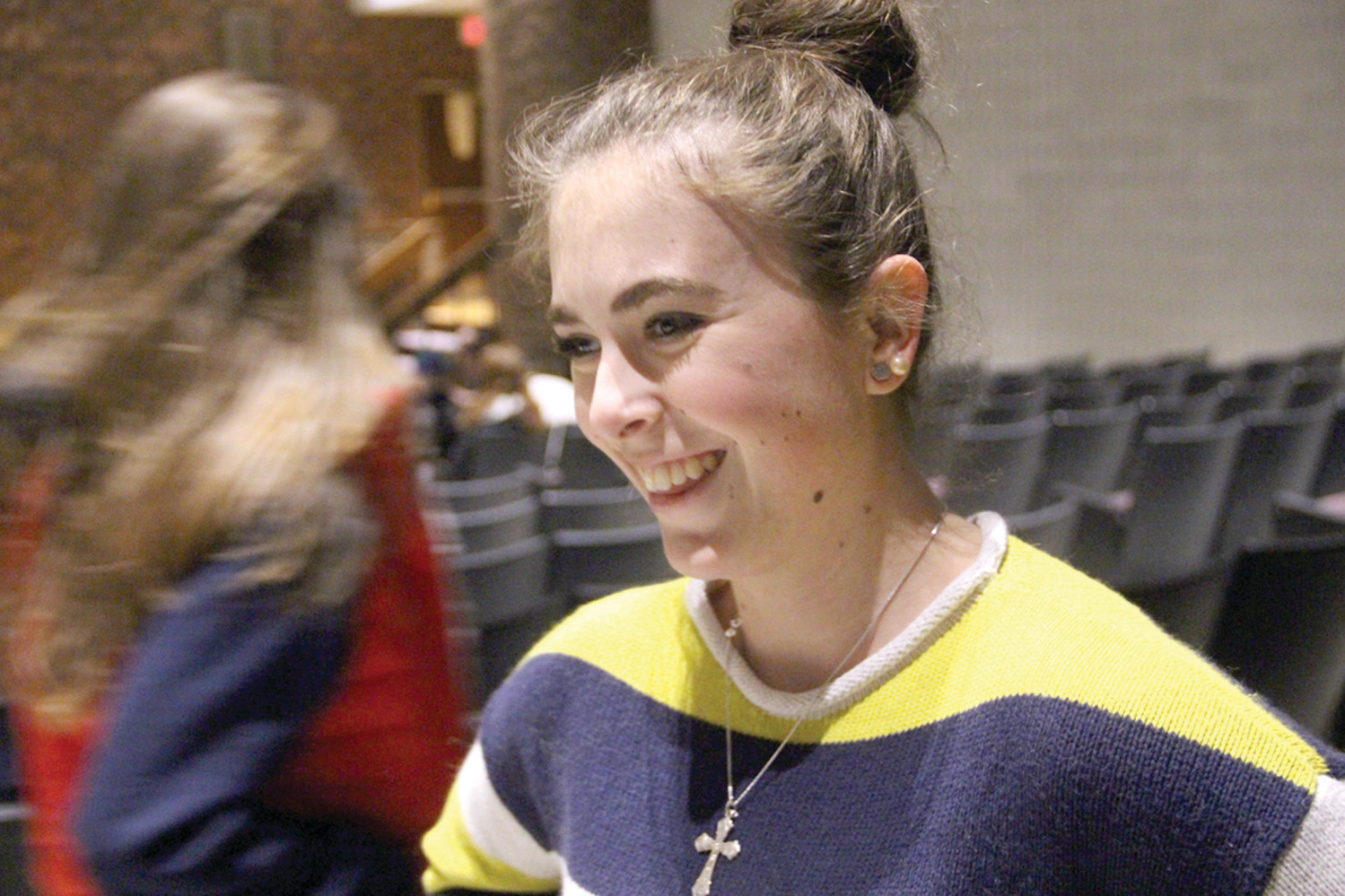 DIRECTOR: Toll Gate senior Natalie Mann is the director of the show that will be performed Friday and Saturday at Winman Junior High.