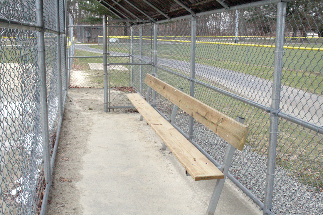 Fantastic Parks Rec Works To Replace Stolen Brayton Field Bleachers Ocoug Best Dining Table And Chair Ideas Images Ocougorg