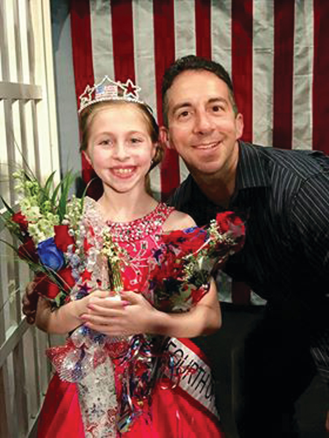 Little Miss Fourth Of July Cranston Herald